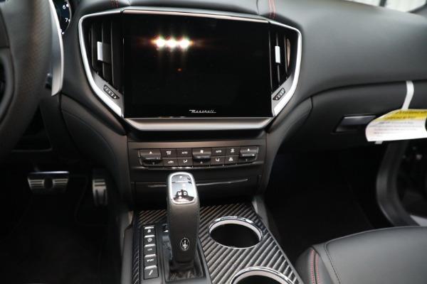 New 2021 Maserati Ghibli S Q4 GranSport for sale $100,635 at Maserati of Westport in Westport CT 06880 19