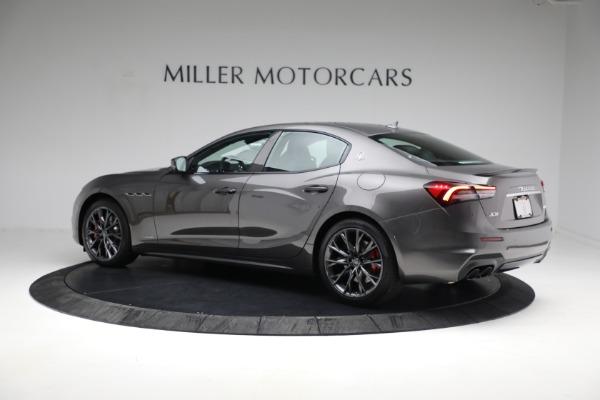 New 2021 Maserati Ghibli S Q4 GranSport for sale $100,635 at Maserati of Westport in Westport CT 06880 5