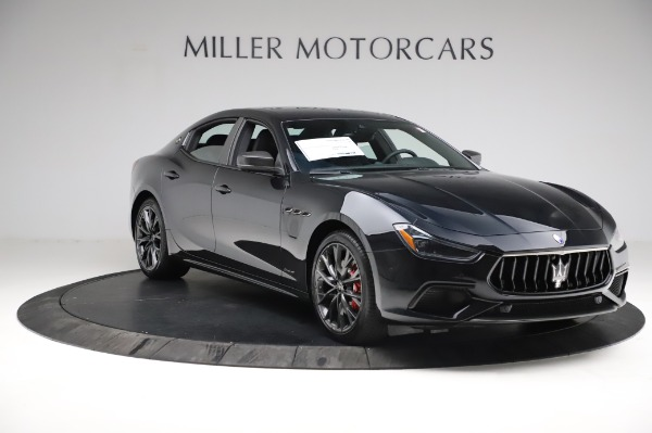 New 2021 Maserati Ghibli S Q4 GranSport for sale $100,635 at Maserati of Westport in Westport CT 06880 11
