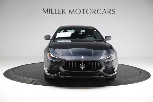 New 2021 Maserati Ghibli S Q4 GranSport for sale $100,635 at Maserati of Westport in Westport CT 06880 12