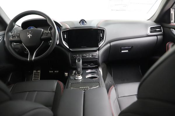 New 2021 Maserati Ghibli S Q4 GranSport for sale $100,635 at Maserati of Westport in Westport CT 06880 16