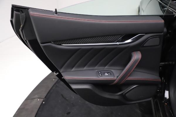 New 2021 Maserati Ghibli S Q4 GranSport for sale $100,635 at Maserati of Westport in Westport CT 06880 21
