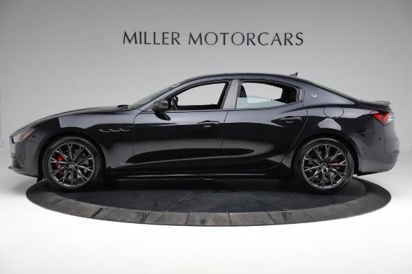 New 2021 Maserati Ghibli S Q4 GranSport for sale $100,635 at Maserati of Westport in Westport CT 06880 3