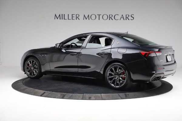 New 2021 Maserati Ghibli S Q4 GranSport for sale $100,635 at Maserati of Westport in Westport CT 06880 4