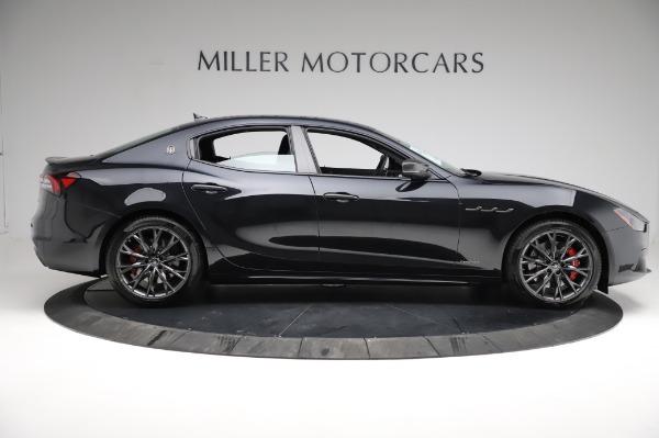 New 2021 Maserati Ghibli S Q4 GranSport for sale $100,635 at Maserati of Westport in Westport CT 06880 9