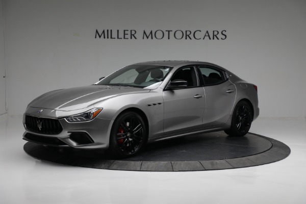 New 2021 Maserati Ghibli S Q4 for sale $90,075 at Maserati of Westport in Westport CT 06880 2