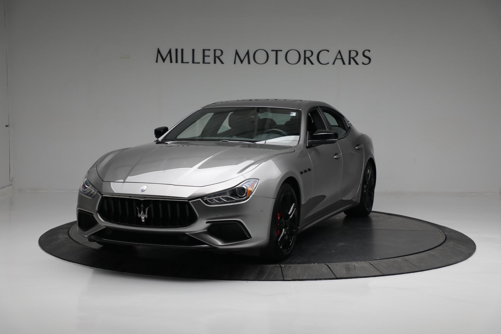 New 2021 Maserati Ghibli S Q4 for sale $90,075 at Maserati of Westport in Westport CT 06880 1