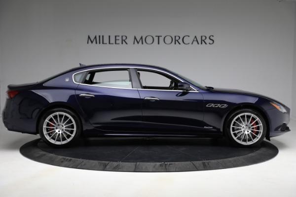New 2021 Maserati Quattroporte S Q4 GranLusso for sale $125,149 at Maserati of Westport in Westport CT 06880 10