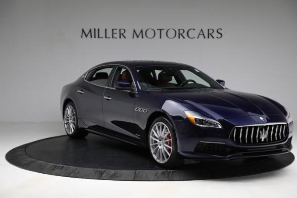 New 2021 Maserati Quattroporte S Q4 GranLusso for sale $125,149 at Maserati of Westport in Westport CT 06880 11