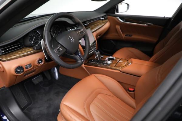New 2021 Maserati Quattroporte S Q4 GranLusso for sale $125,149 at Maserati of Westport in Westport CT 06880 14