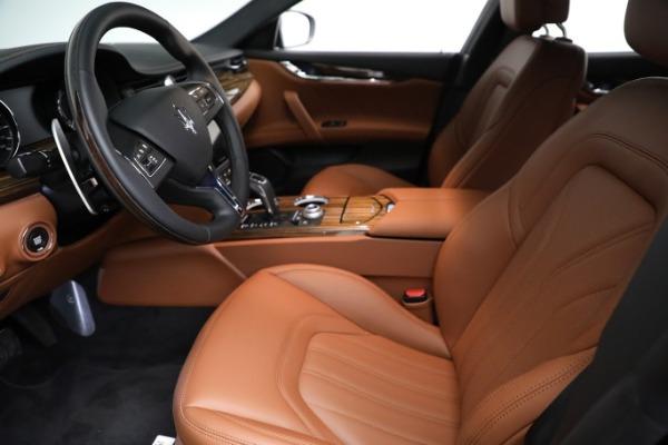 New 2021 Maserati Quattroporte S Q4 GranLusso for sale $125,149 at Maserati of Westport in Westport CT 06880 15
