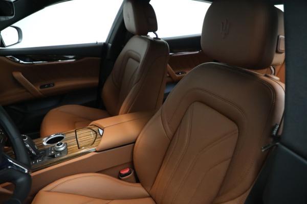 New 2021 Maserati Quattroporte S Q4 GranLusso for sale $125,149 at Maserati of Westport in Westport CT 06880 16
