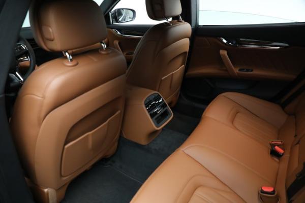 New 2021 Maserati Quattroporte S Q4 GranLusso for sale $125,149 at Maserati of Westport in Westport CT 06880 18