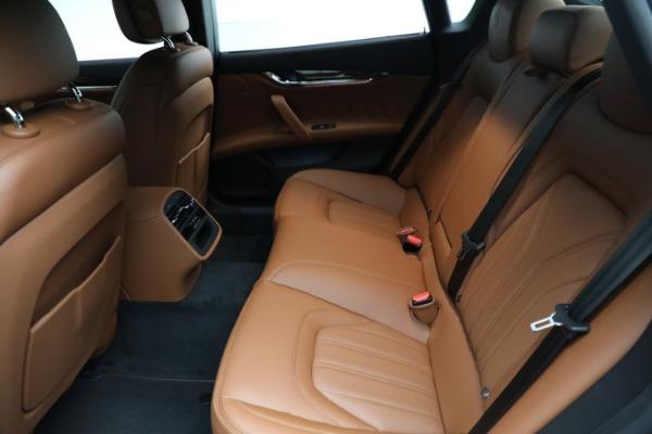 New 2021 Maserati Quattroporte S Q4 GranLusso for sale $125,149 at Maserati of Westport in Westport CT 06880 19