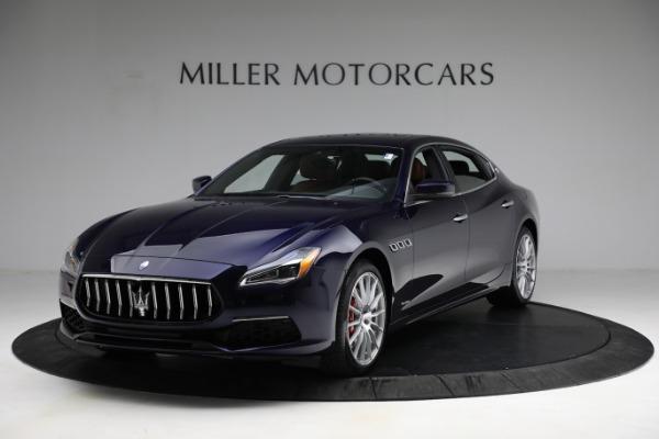 New 2021 Maserati Quattroporte S Q4 GranLusso for sale $125,149 at Maserati of Westport in Westport CT 06880 2
