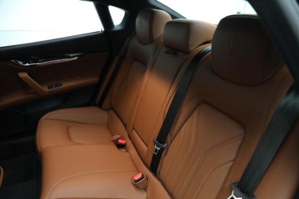 New 2021 Maserati Quattroporte S Q4 GranLusso for sale $125,149 at Maserati of Westport in Westport CT 06880 20