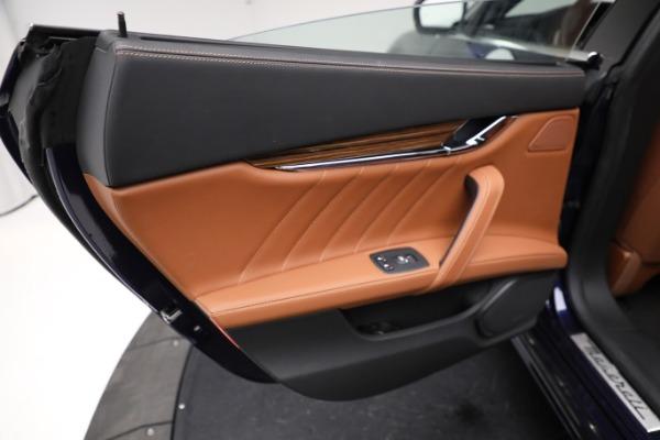 New 2021 Maserati Quattroporte S Q4 GranLusso for sale $125,149 at Maserati of Westport in Westport CT 06880 21