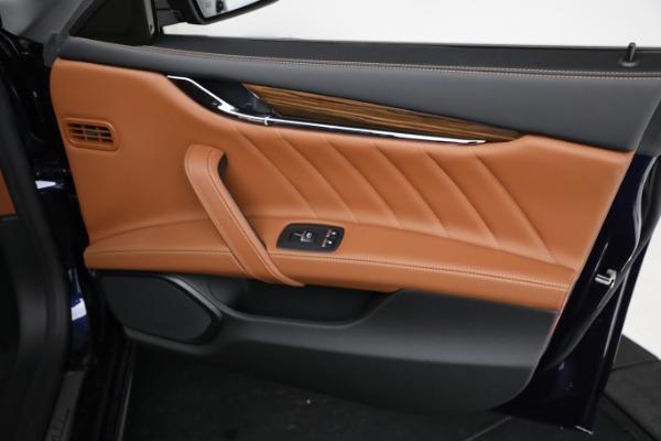 New 2021 Maserati Quattroporte S Q4 GranLusso for sale $125,149 at Maserati of Westport in Westport CT 06880 24