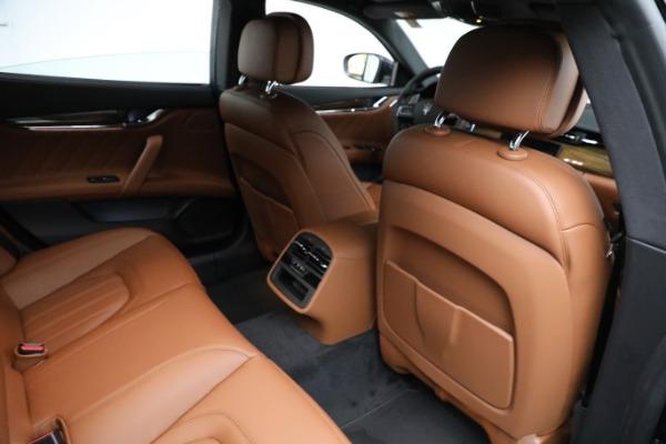 New 2021 Maserati Quattroporte S Q4 GranLusso for sale $125,149 at Maserati of Westport in Westport CT 06880 25