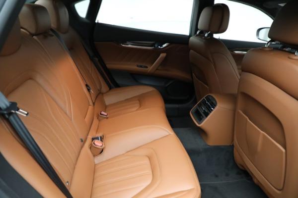 New 2021 Maserati Quattroporte S Q4 GranLusso for sale $125,149 at Maserati of Westport in Westport CT 06880 26