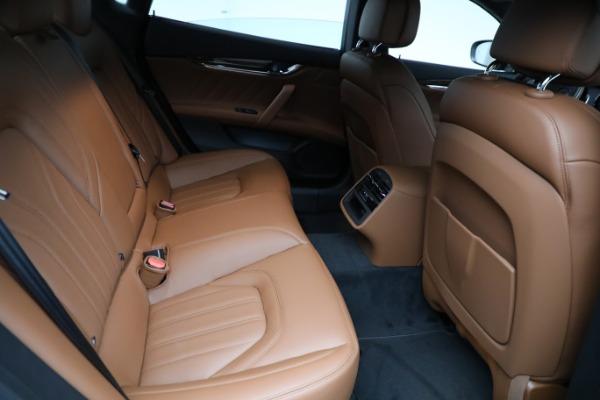 New 2021 Maserati Quattroporte S Q4 GranLusso for sale $125,149 at Maserati of Westport in Westport CT 06880 27