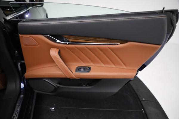 New 2021 Maserati Quattroporte S Q4 GranLusso for sale $125,149 at Maserati of Westport in Westport CT 06880 28