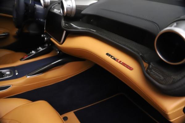 Used 2018 Ferrari GTC4Lusso for sale Sold at Maserati of Westport in Westport CT 06880 23