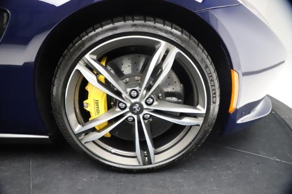 Used 2018 Ferrari GTC4Lusso for sale Sold at Maserati of Westport in Westport CT 06880 26