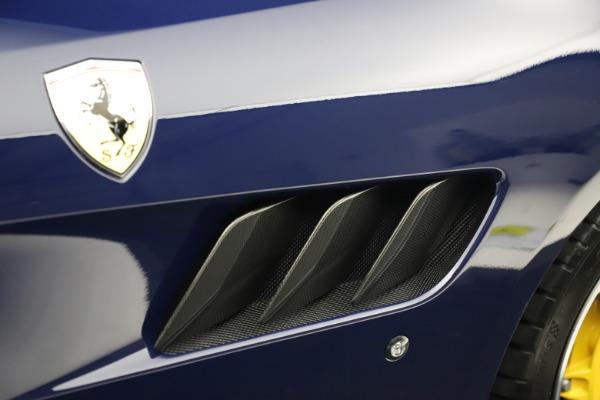 Used 2018 Ferrari GTC4Lusso for sale Sold at Maserati of Westport in Westport CT 06880 27