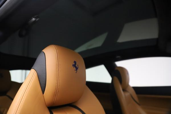 Used 2018 Ferrari GTC4Lusso for sale Sold at Maserati of Westport in Westport CT 06880 28