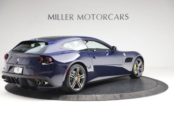 Used 2018 Ferrari GTC4Lusso for sale Sold at Maserati of Westport in Westport CT 06880 8