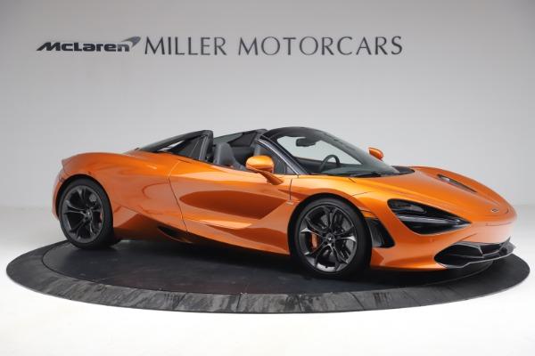 Used 2020 McLaren 720S Spider for sale $335,900 at Maserati of Westport in Westport CT 06880 10
