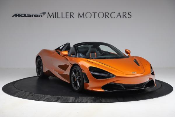 Used 2020 McLaren 720S Spider for sale $335,900 at Maserati of Westport in Westport CT 06880 11