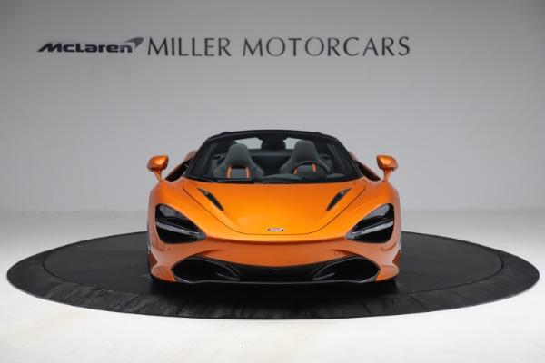Used 2020 McLaren 720S Spider for sale $335,900 at Maserati of Westport in Westport CT 06880 12