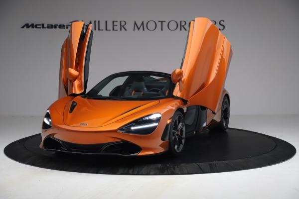 Used 2020 McLaren 720S Spider for sale $335,900 at Maserati of Westport in Westport CT 06880 13