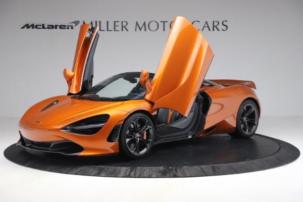 Used 2020 McLaren 720S Spider for sale $335,900 at Maserati of Westport in Westport CT 06880 14