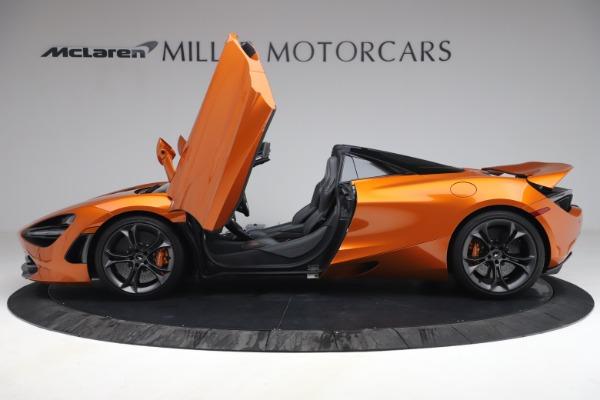 Used 2020 McLaren 720S Spider for sale $335,900 at Maserati of Westport in Westport CT 06880 15
