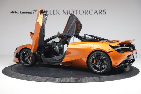 Used 2020 McLaren 720S Spider for sale $335,900 at Maserati of Westport in Westport CT 06880 16