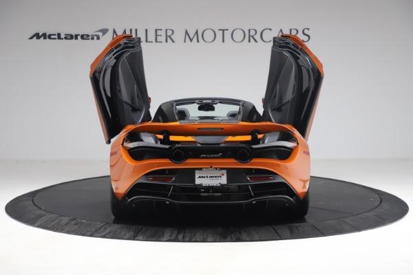 Used 2020 McLaren 720S Spider for sale $335,900 at Maserati of Westport in Westport CT 06880 18