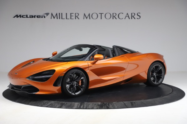 Used 2020 McLaren 720S Spider for sale $335,900 at Maserati of Westport in Westport CT 06880 2