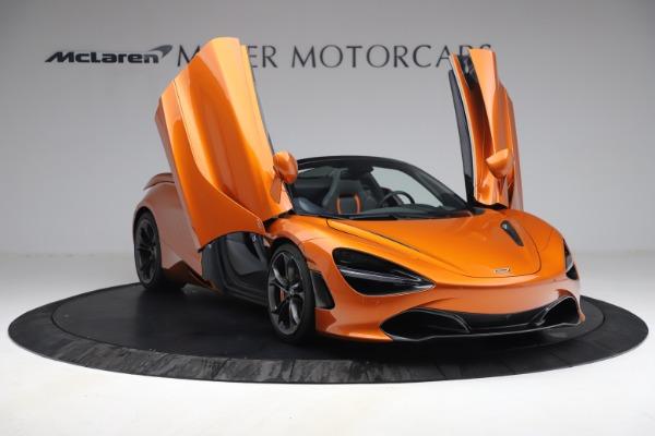 Used 2020 McLaren 720S Spider for sale $335,900 at Maserati of Westport in Westport CT 06880 23