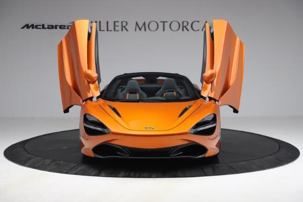 Used 2020 McLaren 720S Spider for sale $335,900 at Maserati of Westport in Westport CT 06880 24