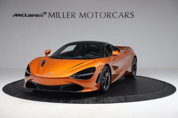 Used 2020 McLaren 720S Spider for sale $335,900 at Maserati of Westport in Westport CT 06880 26