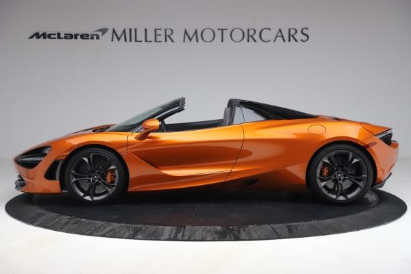 Used 2020 McLaren 720S Spider for sale $335,900 at Maserati of Westport in Westport CT 06880 3