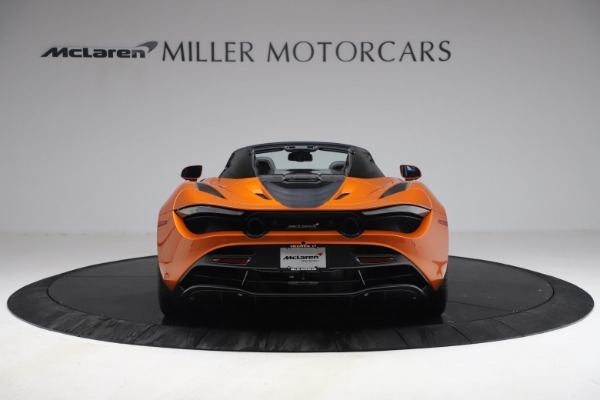Used 2020 McLaren 720S Spider for sale $335,900 at Maserati of Westport in Westport CT 06880 6