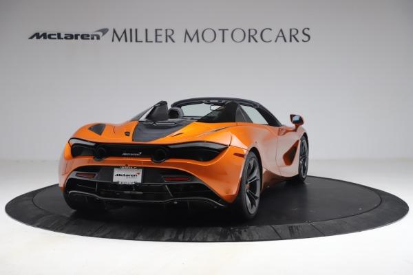 Used 2020 McLaren 720S Spider for sale $335,900 at Maserati of Westport in Westport CT 06880 7