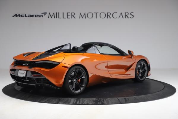 Used 2020 McLaren 720S Spider for sale $335,900 at Maserati of Westport in Westport CT 06880 8