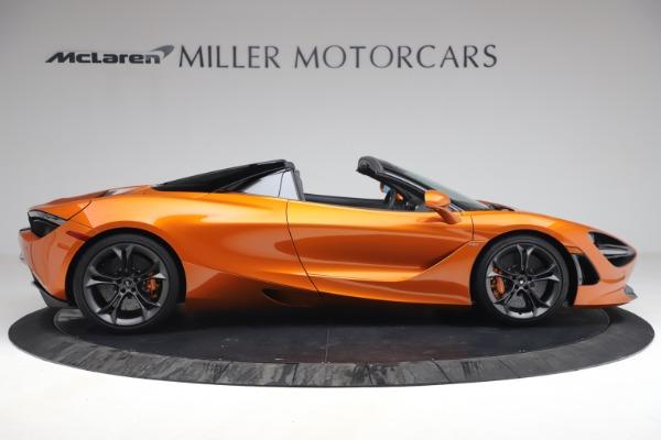 Used 2020 McLaren 720S Spider for sale $335,900 at Maserati of Westport in Westport CT 06880 9