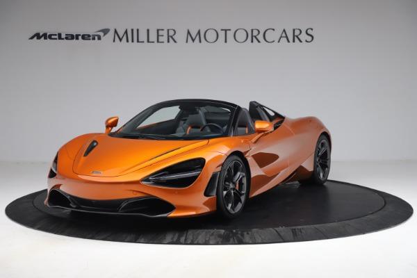 Used 2020 McLaren 720S Spider for sale $335,900 at Maserati of Westport in Westport CT 06880 1
