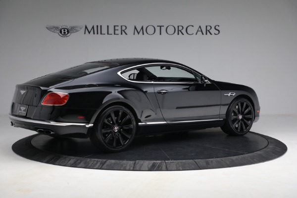 New 2017 Bentley Continental GT V8 for sale Sold at Maserati of Westport in Westport CT 06880 8